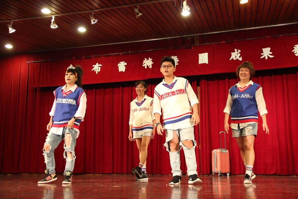 索布雷特舞團演出中-安可人生
