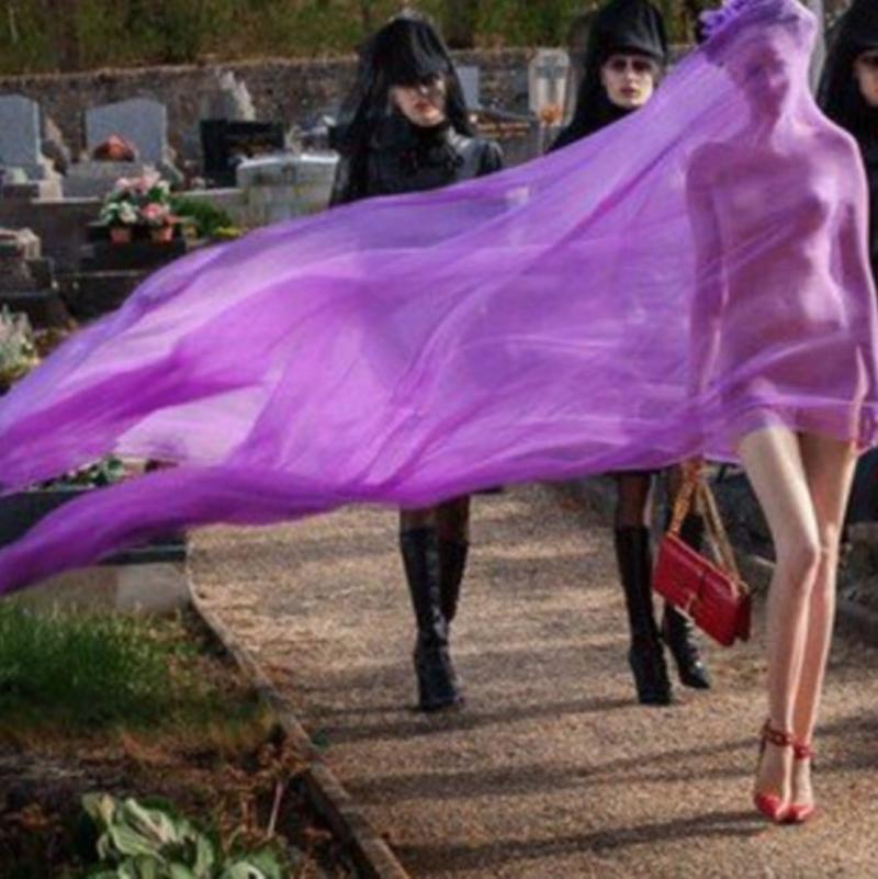 時尚女魔頭 - 卡琳洛菲德 - 安可人生