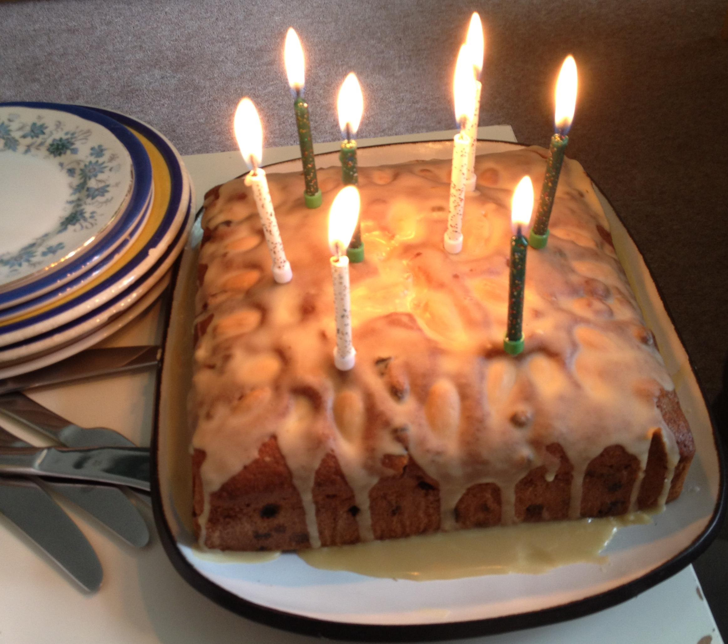 英國傳統蛋糕-安可人生