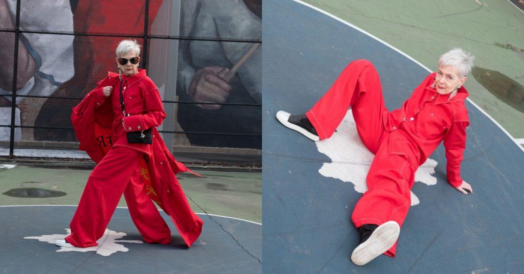 熟年時尚新icon - Lyn Slater - 安可人生