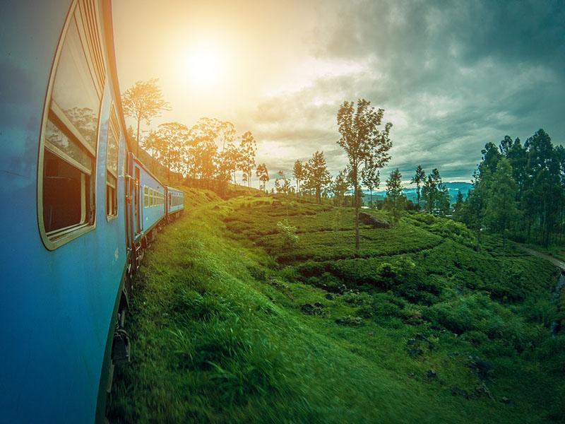 用自助旅行把世界打開 下一站是.....斯里蘭卡。
