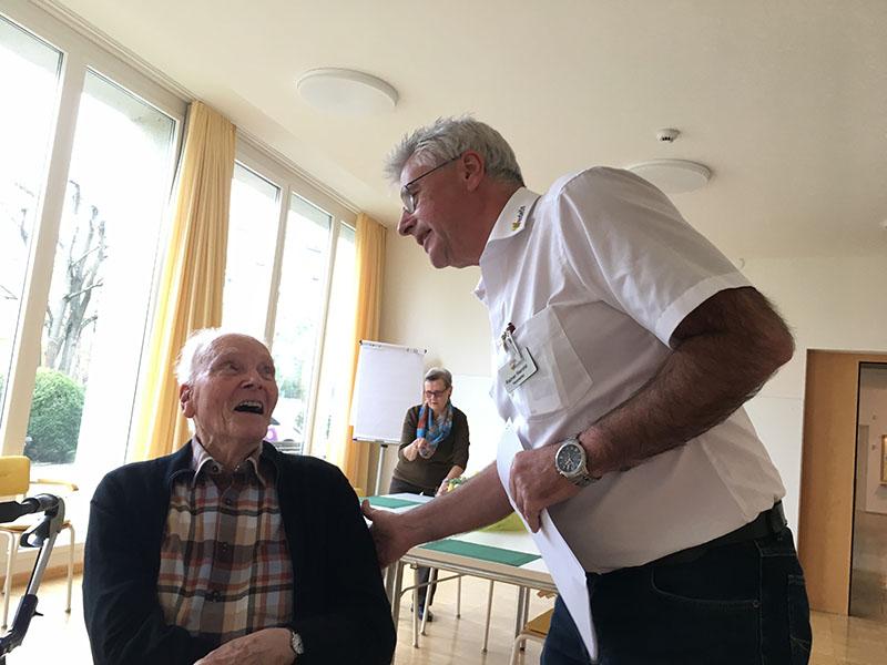 直擊瑞士|與院民一起好好過生活 溫德林安養中心的日常一天