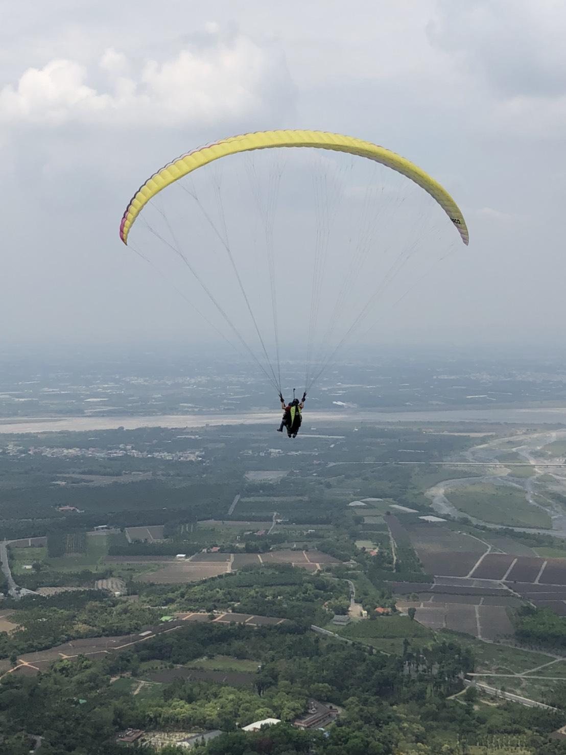 什麼?媽媽要跳飛行傘?!