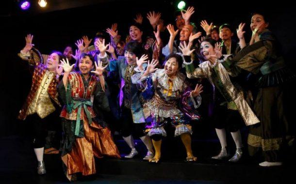人生的歌舞伎  日本千歲銀髮劇團素人演出魅力四射