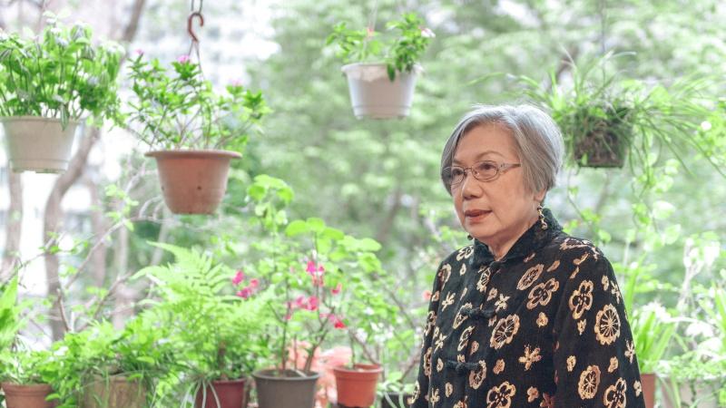 安可熟齡講堂 和陶曉清面對面聊退休後如何過日子
