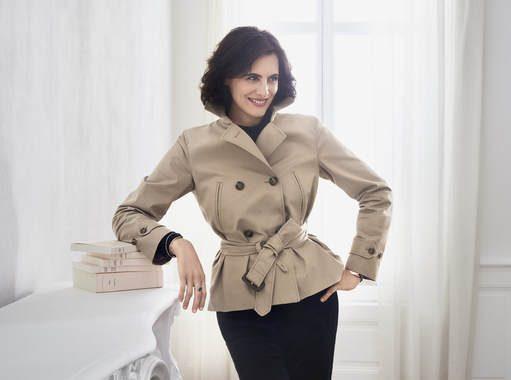 法國謬思女神伊內絲‧法桑琪 首度跨足男裝設計