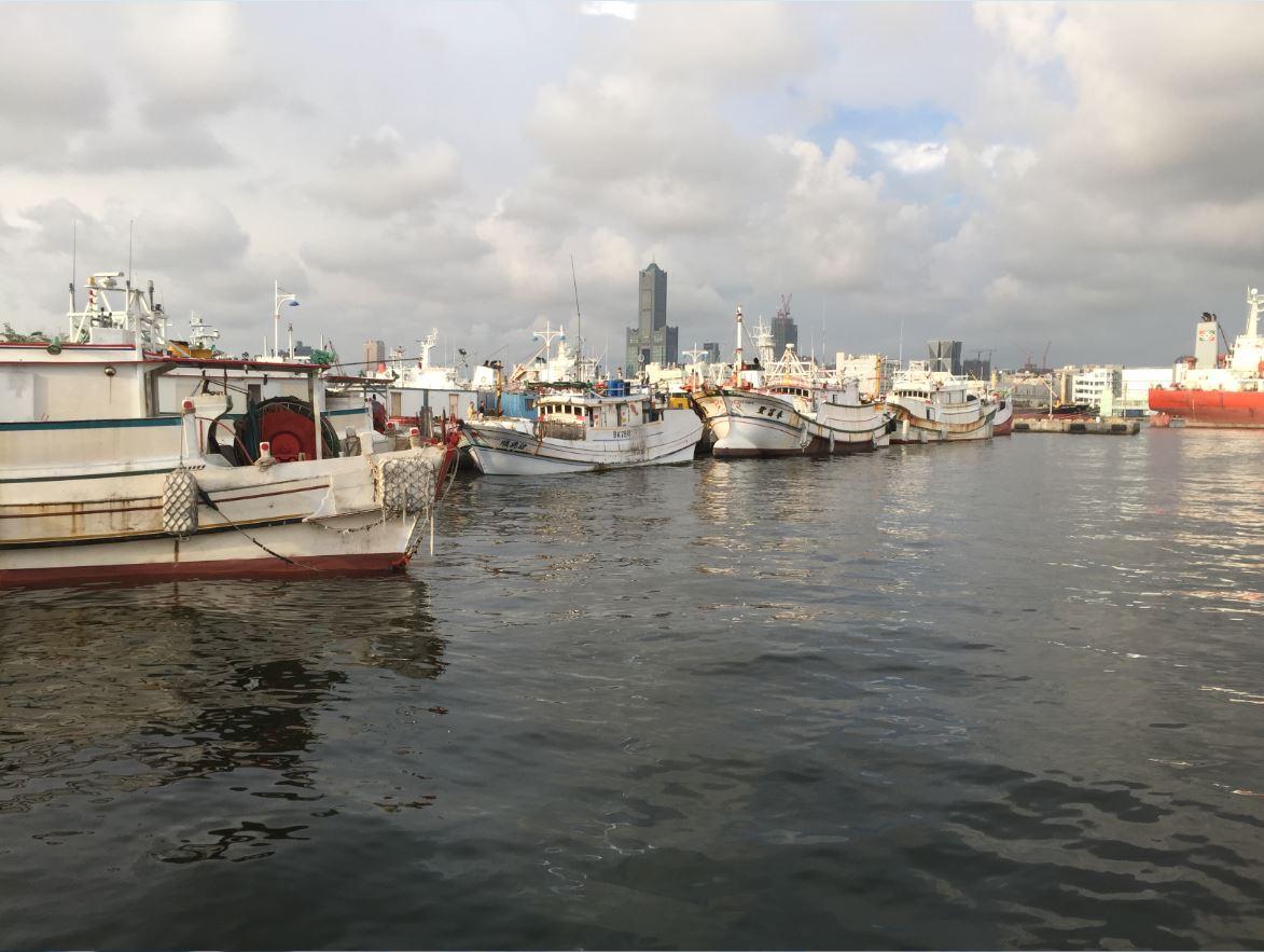 旗津從漁港蛻變觀光 退休長者大不同