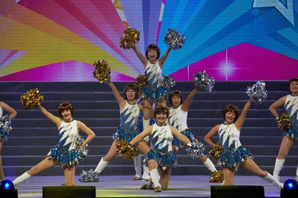 銀髮舞台劇 高齡啦啦隊 - 安可人生