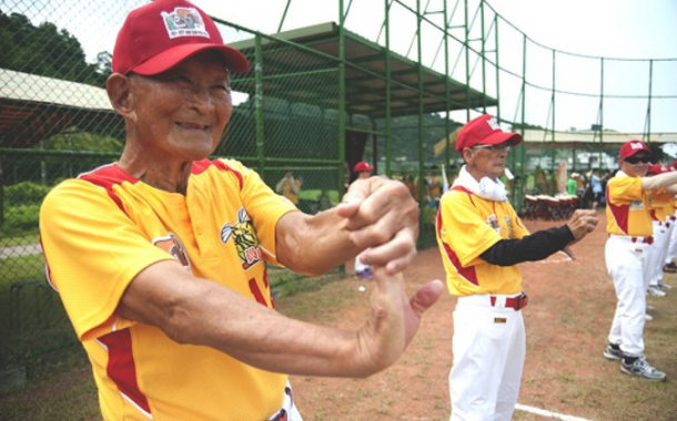 不只有曾仁和!不老棒球隊刮起熟齡棒球風潮