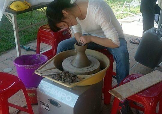 台灣柴燒藝術節開跑 陶藝達人都移居到此過生活