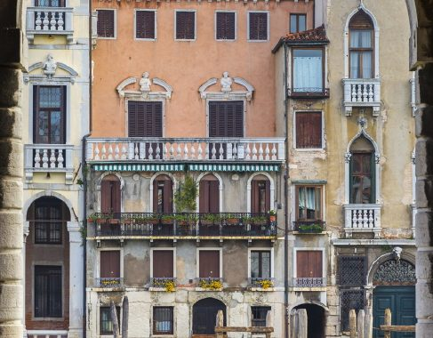 藝遊威尼斯 - 揭開水都的朦朧罩紗