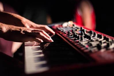 安可人生精彩活動 - 樂器班 - 電子琴、手風琴