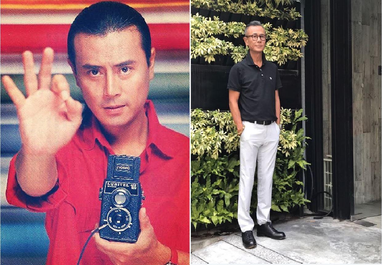 揮別京城四少 劉德凱在63歲活出瀟灑人生