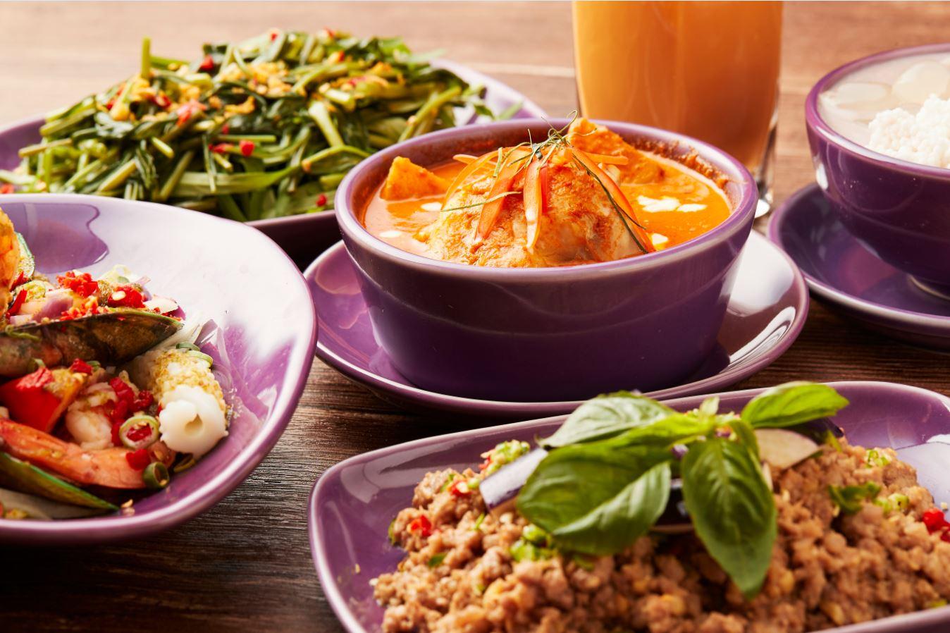 重口味也能健康吃 泰國人最愛的餐廳來台啦!