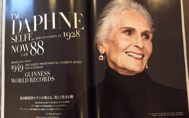 我就是離不開鎂光燈!88歲超資深模特兒傳授美魔女的秘訣