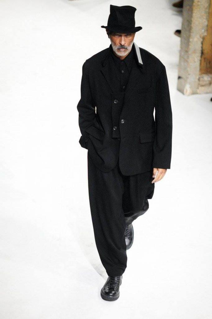 山本耀司時裝哲學電影 - 安可人生
