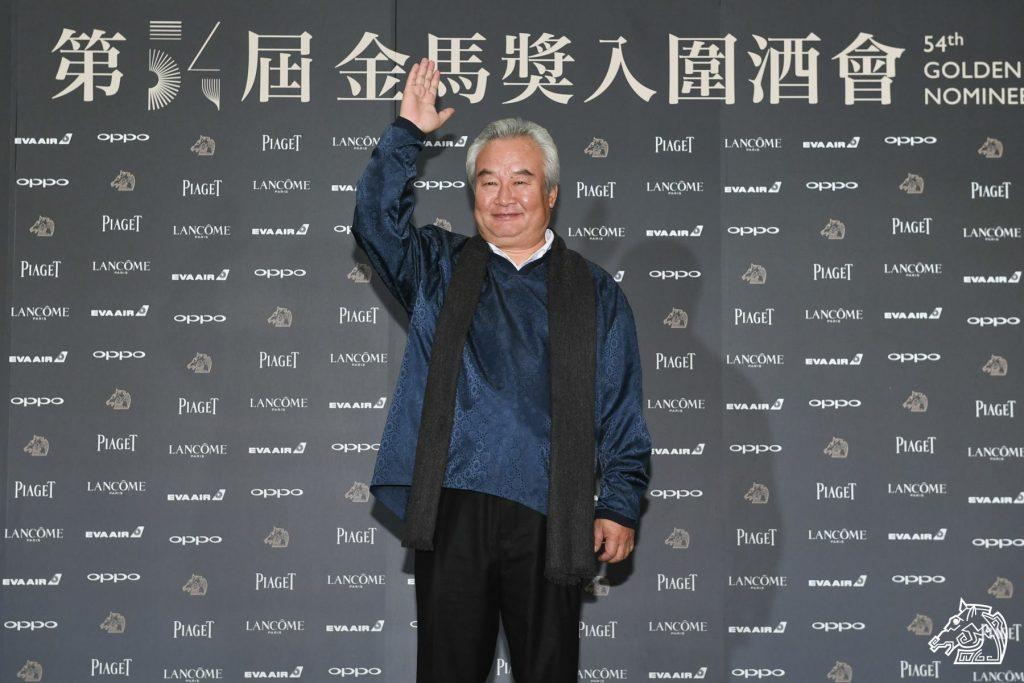 第54屆金馬獎最佳男主角 - 涂們 -安可人生
