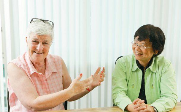 德國走出孤獨協會  重新定義你的熟年生活