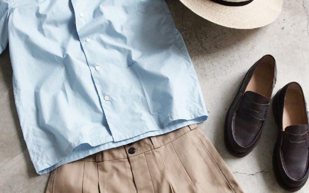 時尚大叔夏季穿搭指南  夏日和風の清新感