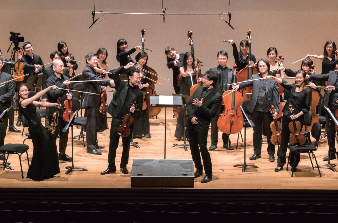 灣聲樂團  為台灣音樂發聲