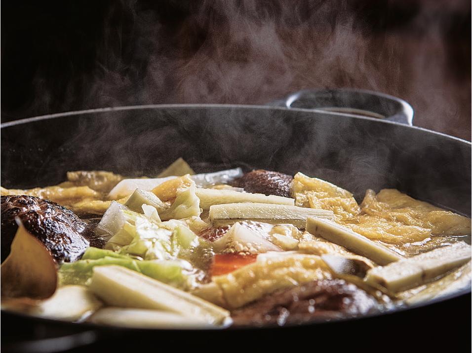 食尚大蔬的一頓飯 三道料理吃出美味與健康