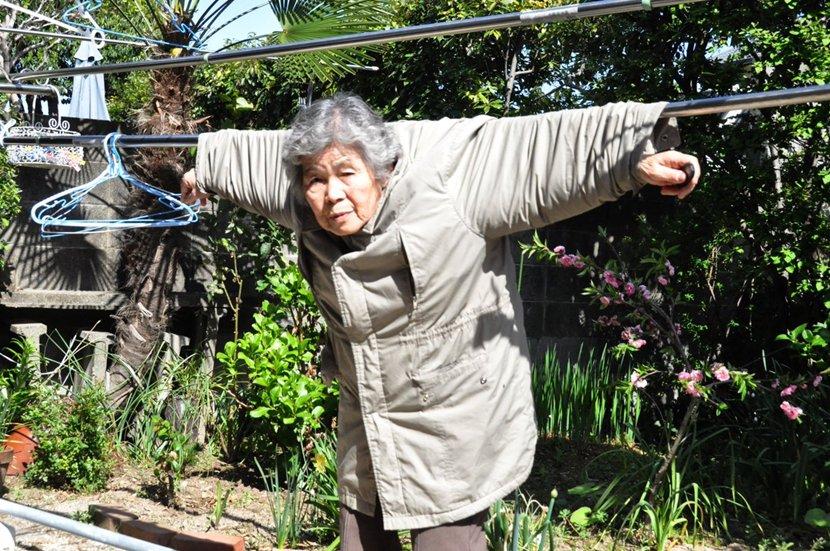 安可嬤咪 活到老的日本阿嬤,如何搞怪玩到老?