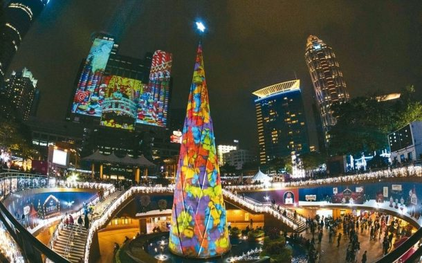 台北超濃聖誕味據點!三個最潮打卡拍照景點還不趕快分享