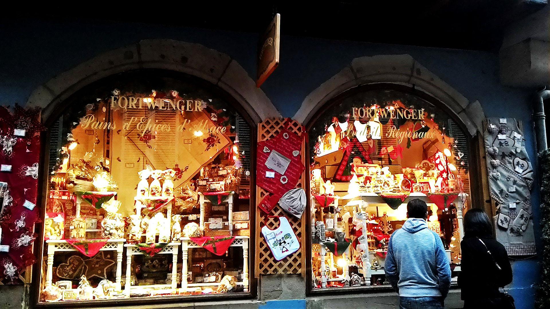 我在法國亞爾薩斯 遇見聖誕市集的冬夜奇蹟