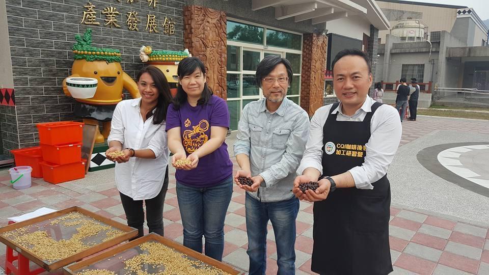 韓懷宗老師的第二咖啡人生