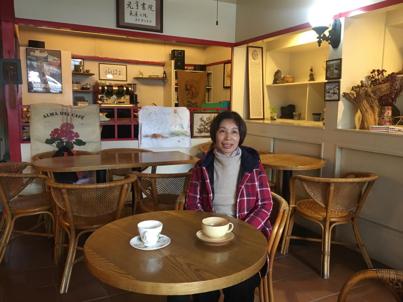 花蓮咖啡老時光:替老主顧守住記憶的南菲咖啡