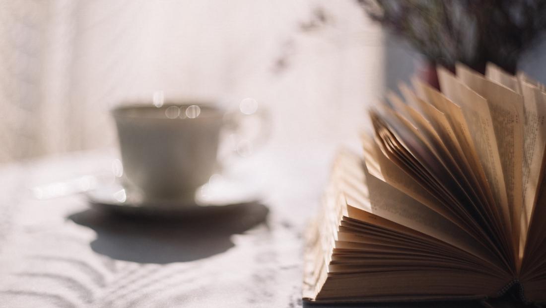 喝熟年咖啡配的書|廖志峰喜歡《我心中的陌生人》
