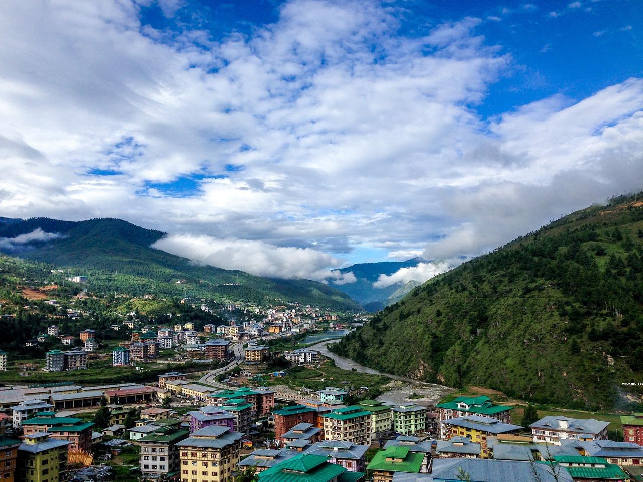 藝遊未竟:在不丹遇見愛