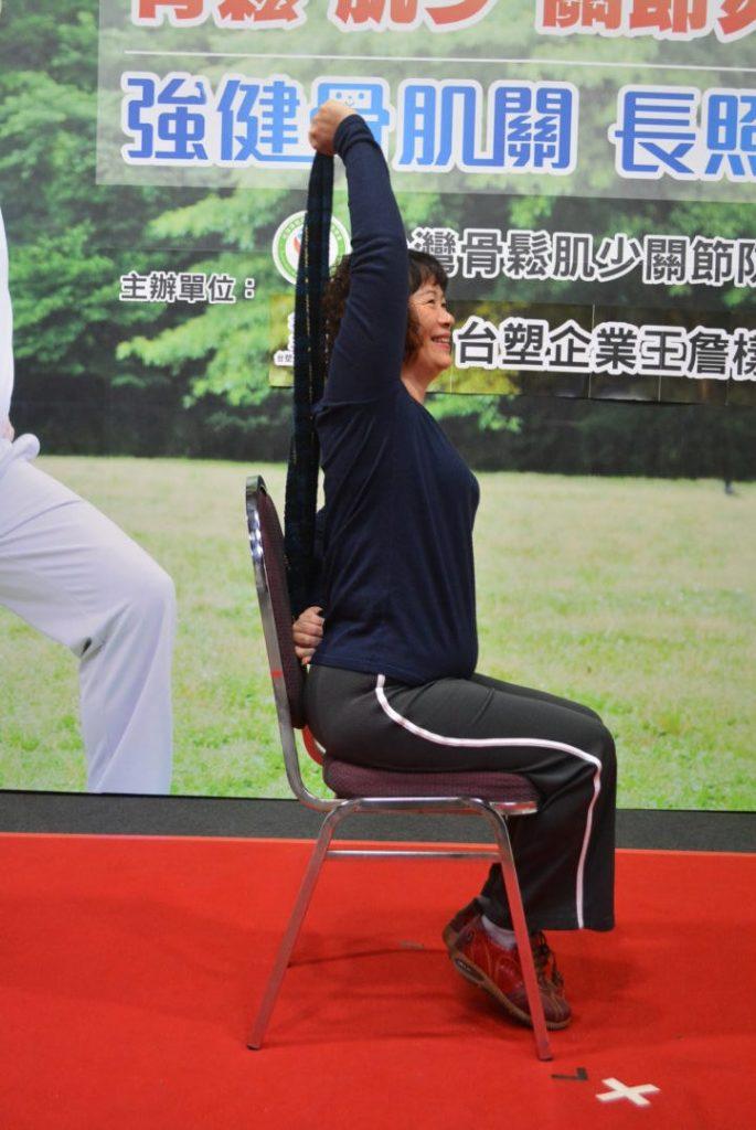 高雄長庚毛巾操 - 安可人生