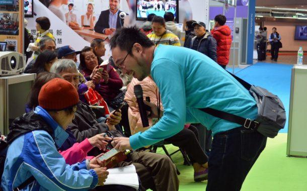 看過2700支熟齡長輩的手機 他最了解他們的需求