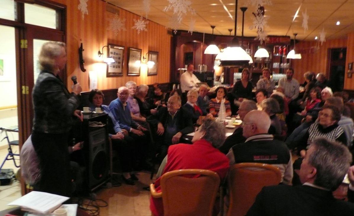 失智長者的放輕鬆療癒場所 荷蘭歐茲海默咖啡俱樂部