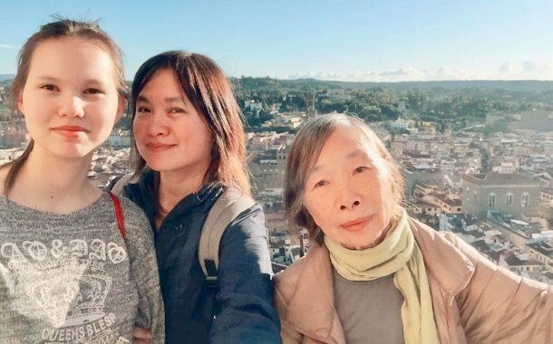 兩代之間|「現代孝女」透過旅行,如何讓三代母女更貼近?