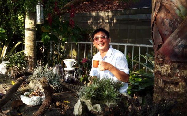 大南人的築夢園 在森林中種出咖啡樹