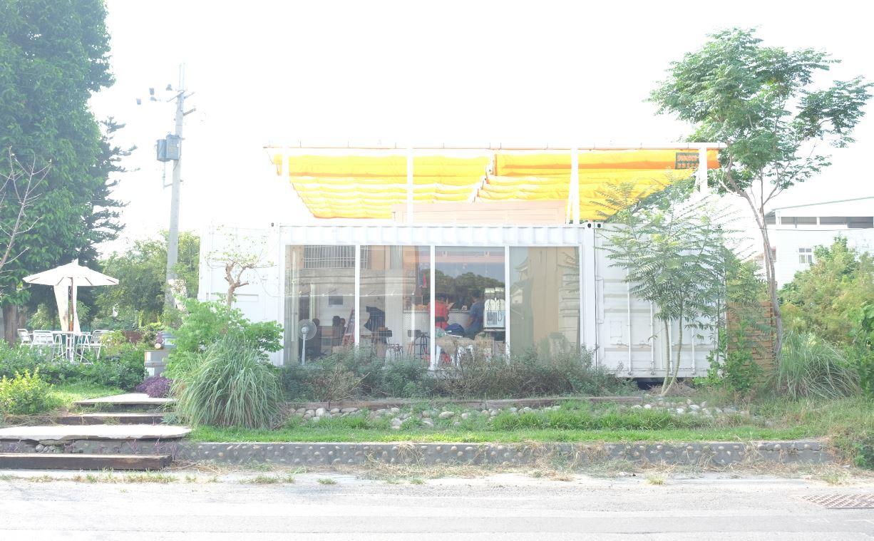 田中央的農民聚所:溪州喬咖啡