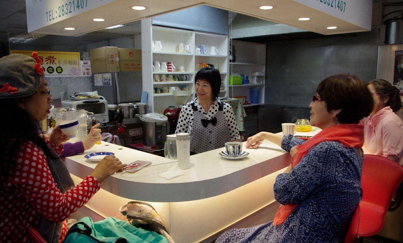 市場 咖啡店 - 安可人生雜誌