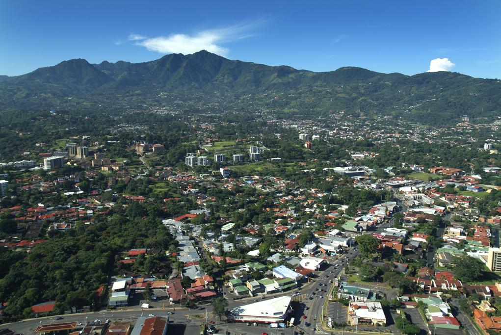 哥斯大黎加風景-安可人生