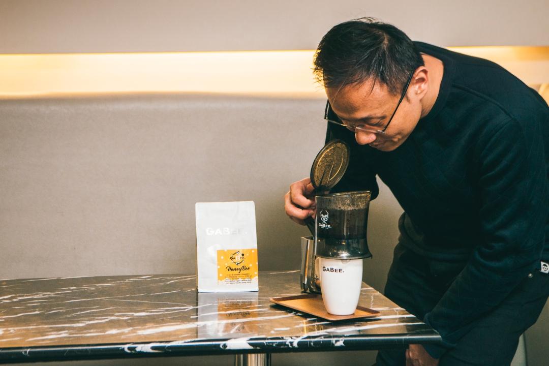 咖啡大師的GABEE之味