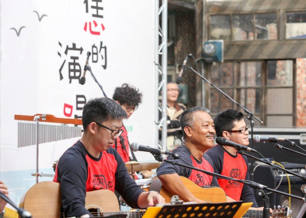 謝銘祐恁的演唱會開唱 - 張大魯 - 安可人生