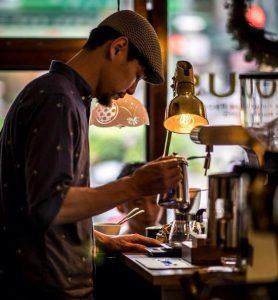 RUFOUS COFFEE - 林東源 - 安可人生