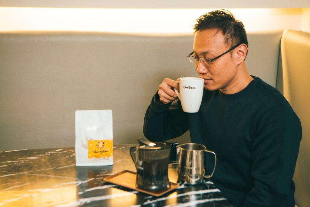 Gabee - 林東源 - 台北咖啡廳 - 安可人生