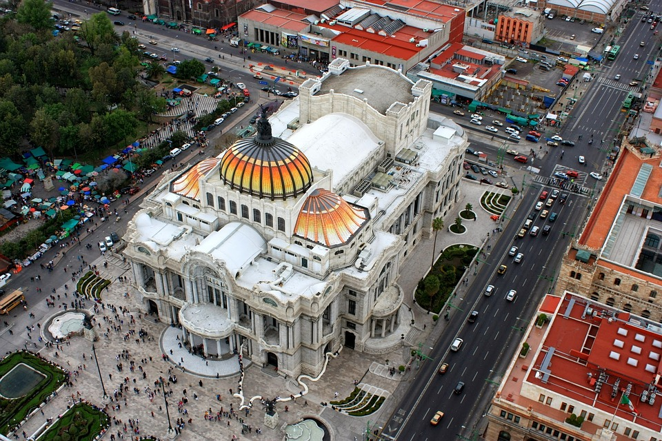 墨西哥的城市-安可人生
