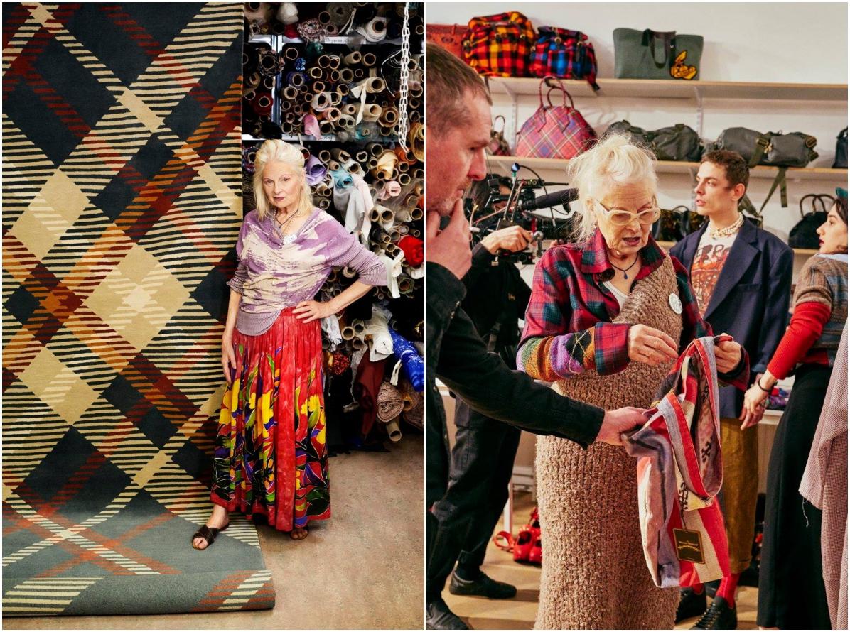 時尚圈都叫她西太后 76歲龐克教母的