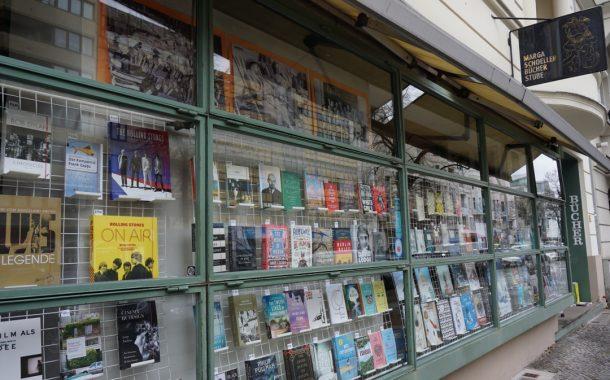 旅行逛書店|柏林百年獨立書店 熟齡店員守護的珍貴靈魂