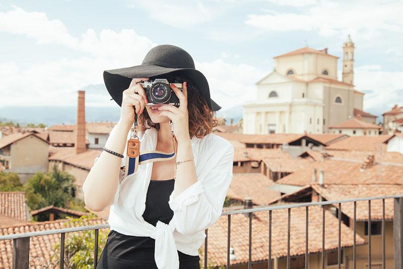 建立自己的熟齡品牌,從拍照或……開始