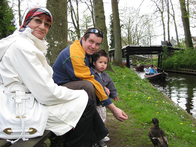 兩代之間|台灣女、荷蘭媳,亦友亦母的婆婆情