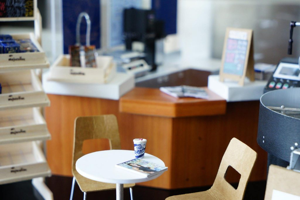 台中 - 咖啡廳 - mojo cofee - 安可人生